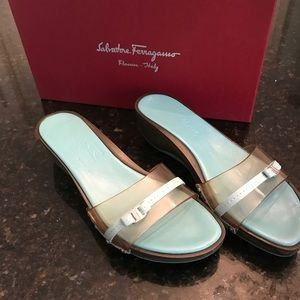 Ferragamo Shoes - Ferragamo Sandals/slides